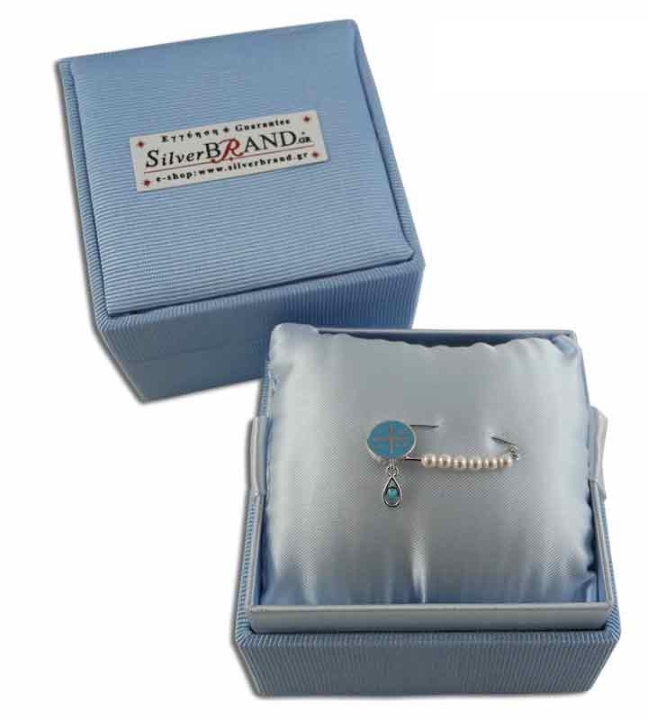 Ασημένια Παραμάνα- Silver Pin-Серебряные штыри