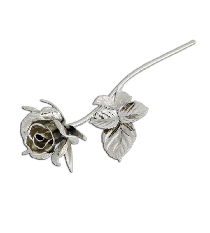 Ασημένιο τριαντάφυλλο - Silver rose