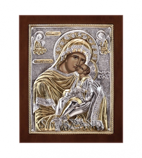 Orthodox_Silver_Icon_Virgin_Mary_Богородица_c:35131071-240 B_a